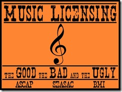 music licensing good bad ugly